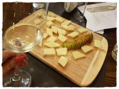 Chardonnay 2017 – Havarti Delaco D'Exceptie + pere