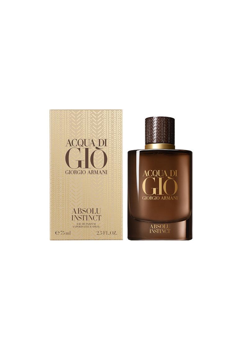 Apa de Parfum Acqua di Gio Absolu Instinct, Barbati, 75 ml