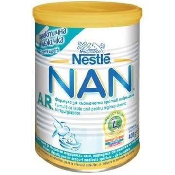Lapte praf Nestle Nan anti regurgitare 400g de la NAN