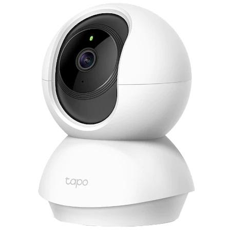 Camera de supraveghere Smart TP-Link Tapo C200 cu PanTilt 360 grade