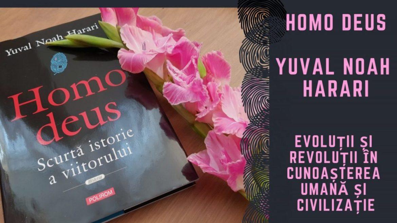 """""""Homo Deus"""" de Yuval Noah Harari"""