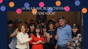 La multi ani, blogosfera olteneasca! Ai crescut mare, ai implinit 7 ani, te poti numi adult cu personalitate. Esti un element social valoros in Craiova, iar detrei ani jumatate ai capatat si forma juridica ca ASBO, ASociatia Bloggerilor Olteni.