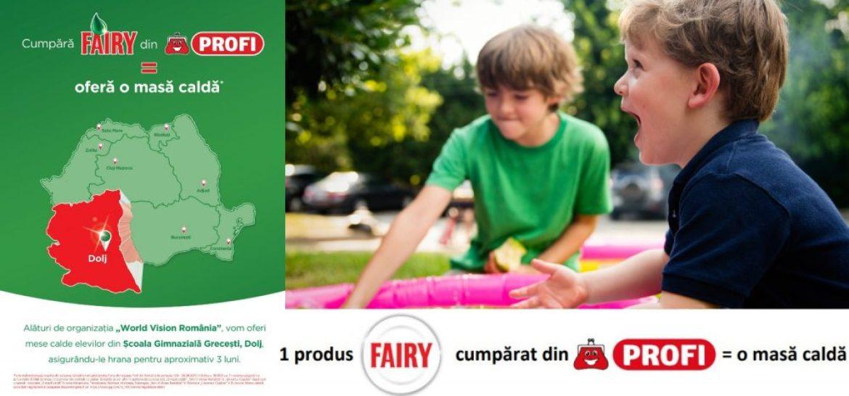 campanie sociala Fairy
