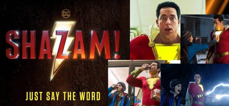 Shazam sau Lungul drum al singuratatii catre o familie
