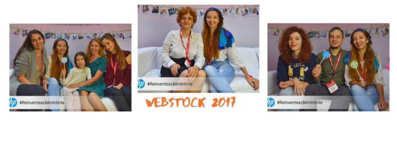 Bucuria, emotia ce insoteste Webstockul 2017