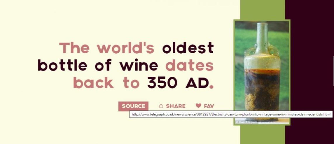 Istoria lucrurilor obisnuite- vinul rose
