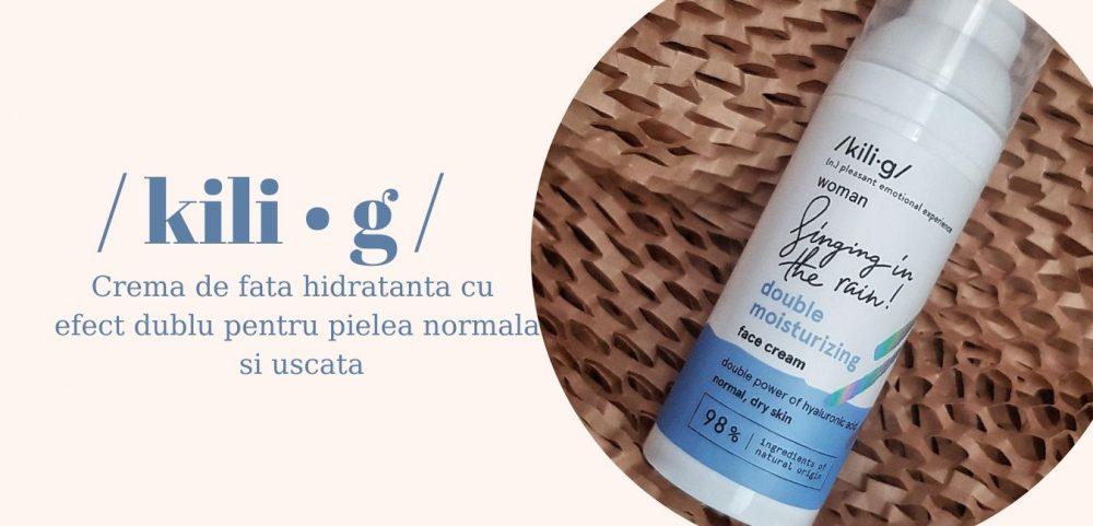 Crema de fata hidratanta cu efect dublu pentru pielea normala si uscata