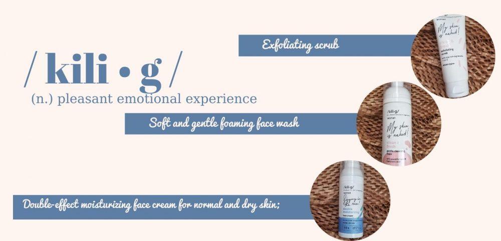 Testare 3 produse din lumea emotiilor  Kilig