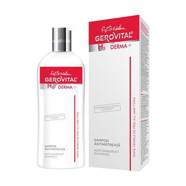 Șampon Antimătreață