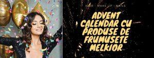 Advent Calendar cu produse de frumusete Melkior (2)