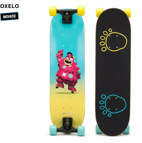 SKATEBOARD PLAY 120 COPII 3-7 ANI OXELO