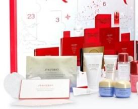 shiseido calendar 1