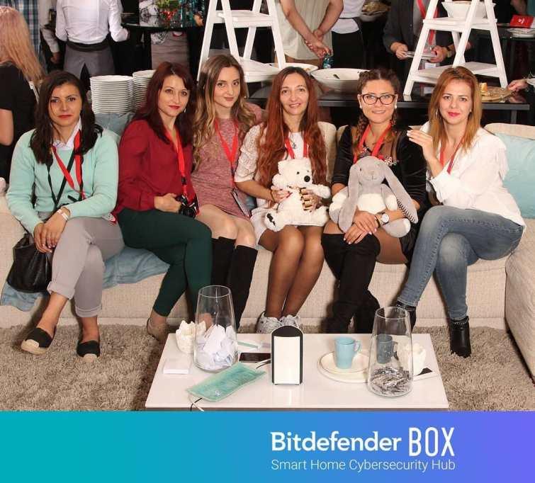 La Webstock 2018 - protejat de Bitdefender BOX