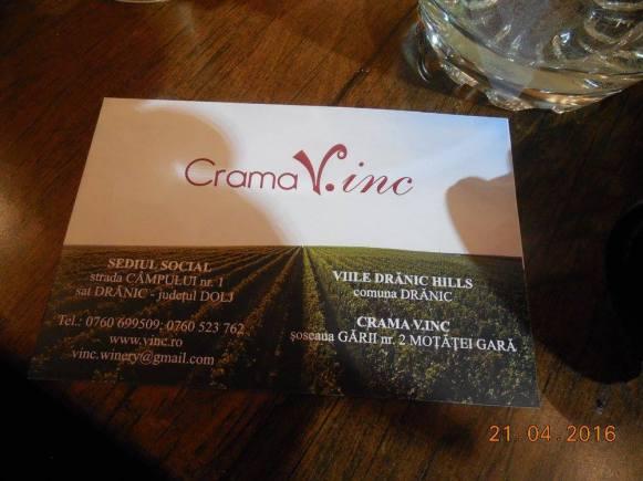 Degustare Delaco si vinuri de la V.inc. 5