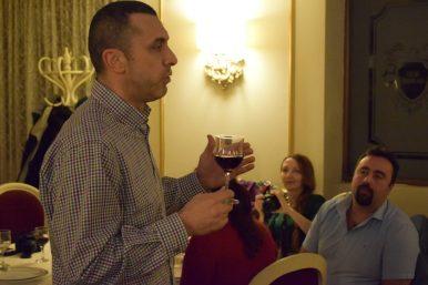 Dragostea e un pairing bun. Cuplul roial Irish Cheddar Delaco D'Exceptie si Cabernet Sauvignon Domeniile Samburesti 3