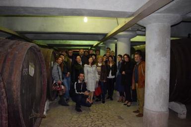 Povestea unor pairing-uri la crama Banu Maracine impreuna cu Kooperativa 2.0 16
