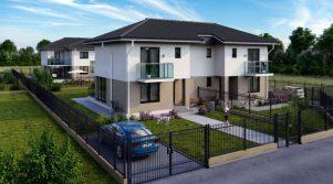 Vila din complexul rezidential Boreal Plus 1