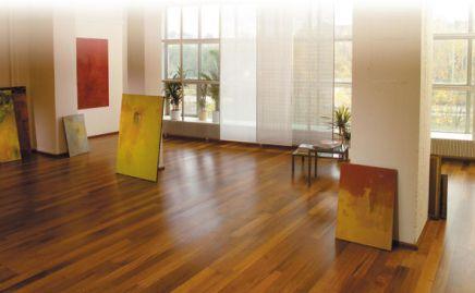 merbau-natur Parchet din lemn exotic, caldura pentru suflet si picioare