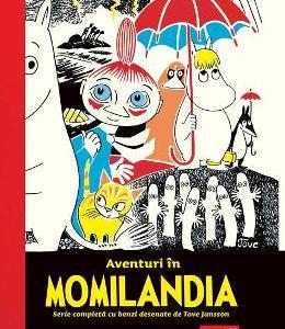Aventuri in Momilandia - Tove Jansson