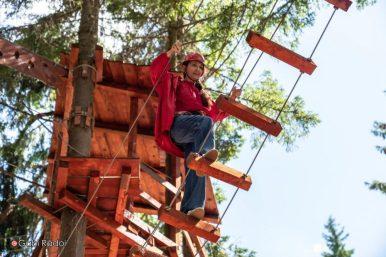Fii competitiv si distreaza-te in Parc Aventura din Ranca! 8