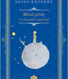 Micul Print (Rao Clasic) - Antoine de Saint-Exupery