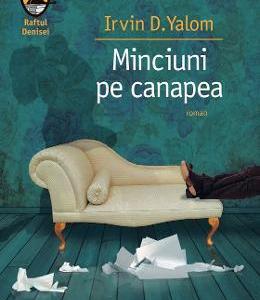 Minciuni pe canapea - Irvin D. Yalom