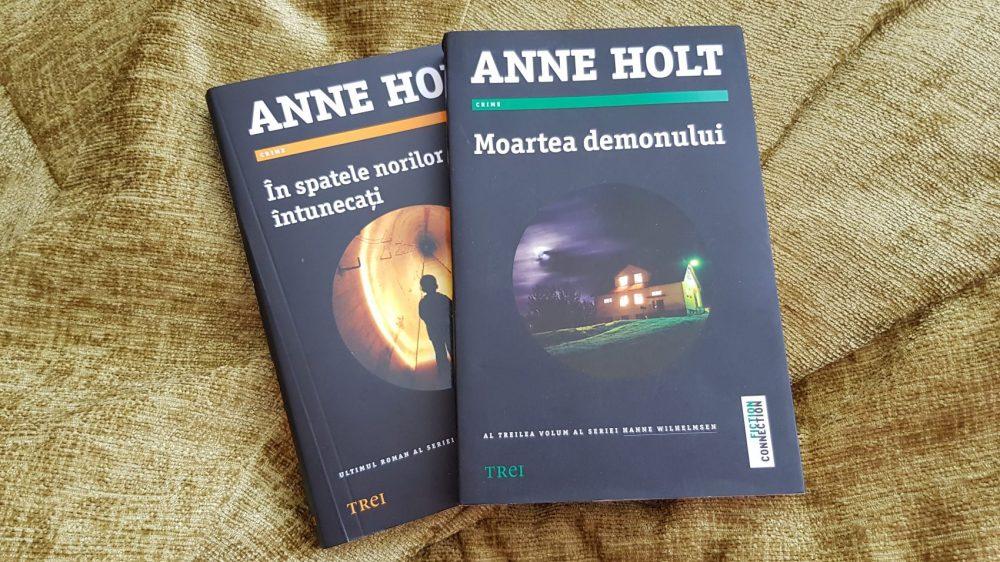 Moartea Demonului de Anne Holt
