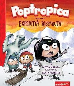 Poptropica Vol.2: Expeditia disparuta - Mitch Krpata