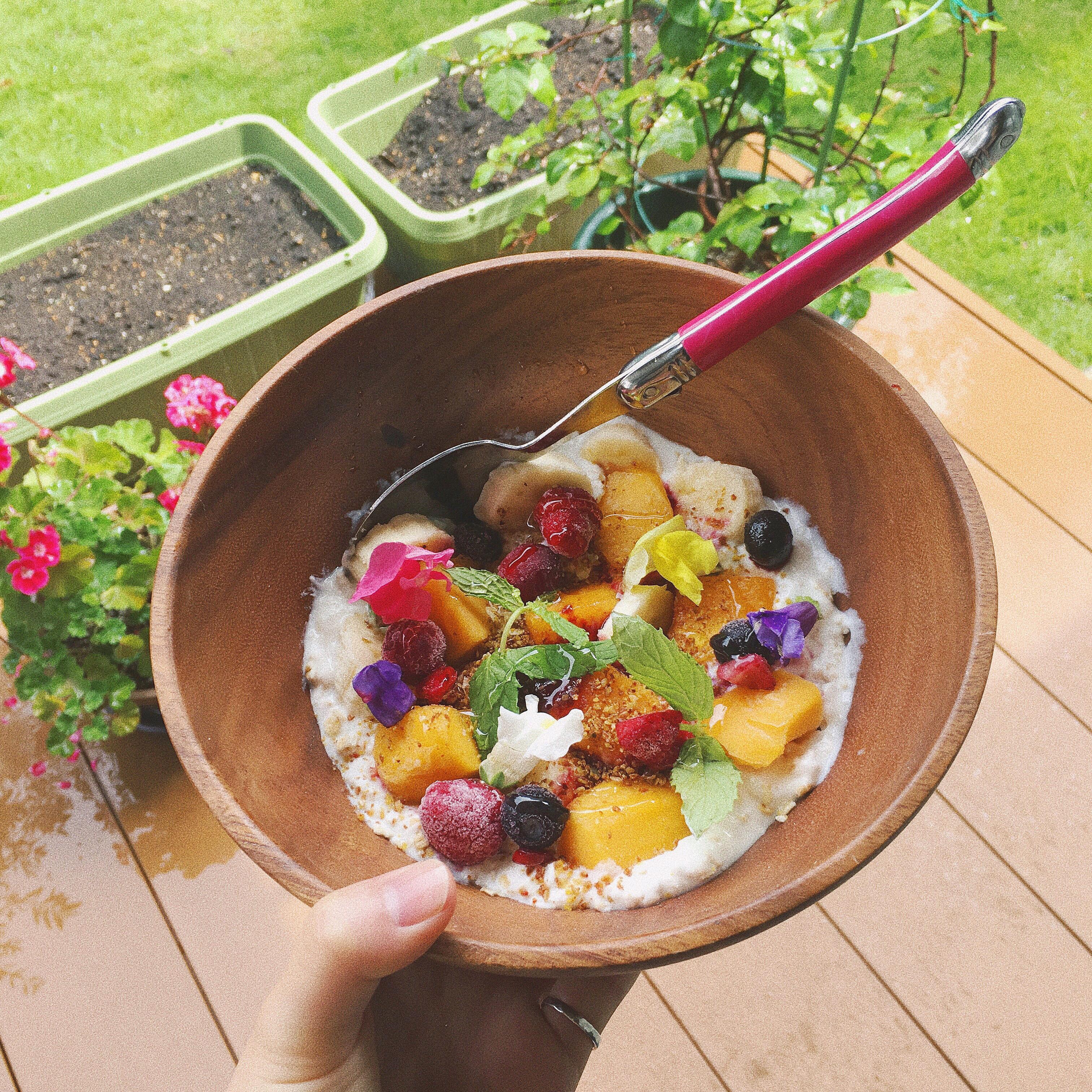 Today's breakfast 1