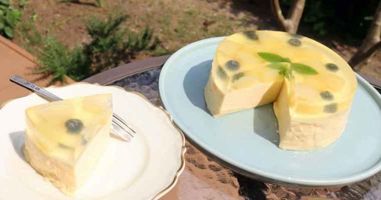 フルーツのひんやりババロア「Bavarois aux fruits」【Raluのパティシエ講座】#37