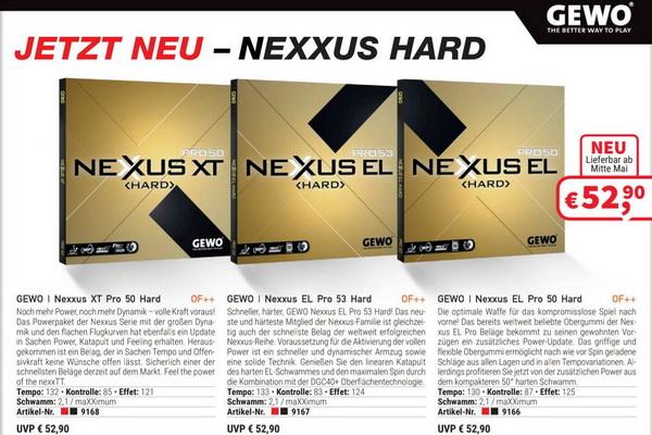 Gewo_Nexxus_Hard