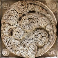 global travel shot: champaner, a 500-year-old indo-saracenic poem in stone