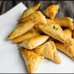 Cheese Samosa Recipe