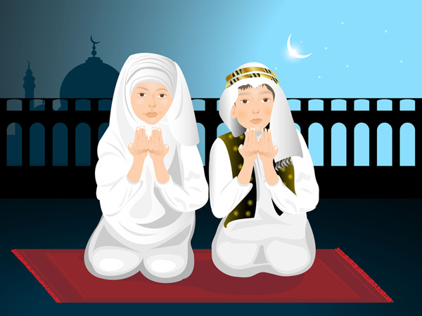 ramadan kareem prayers