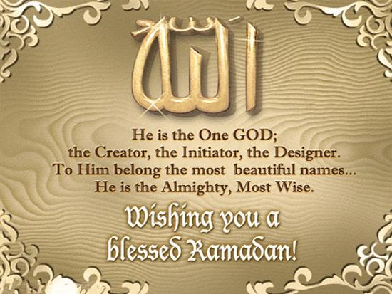 happy Ramadan messages