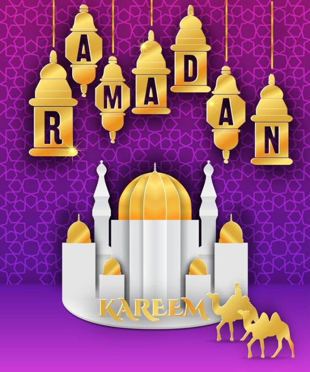 happy ramadan cards 2019