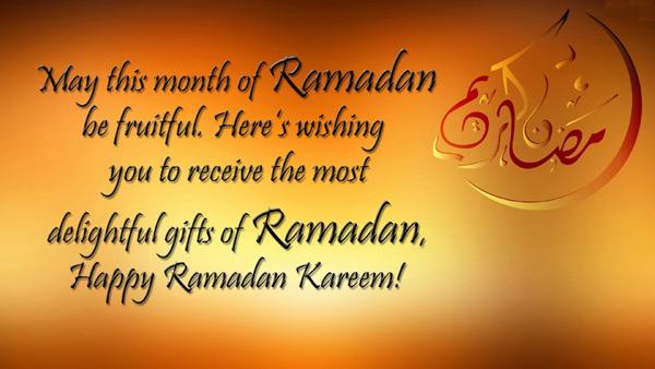 happy fasting ramadan wishes