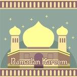 ramadan greeting cards arabic
