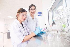 chemist lab