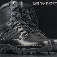 Jual Sepatu Import DELTA  force tactical Boots Made In USA Army,The best Quality