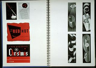 Designs for Columbia Records by Alex Steinweiss, AD magazine, June-July 1941.