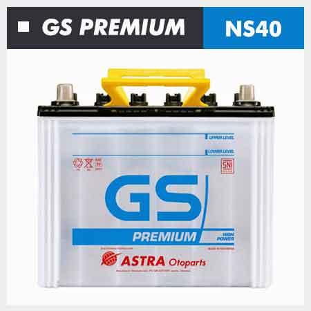 Aki GS Premium NS40