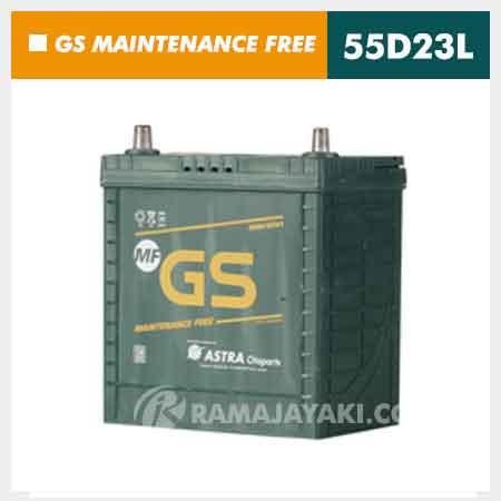 Aki GSMF 55D23L