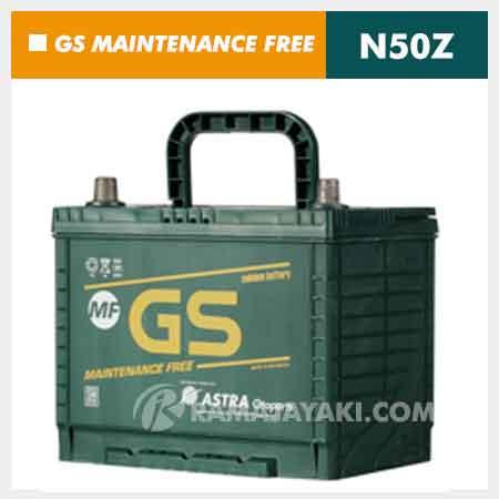 Aki GSMF N50Z