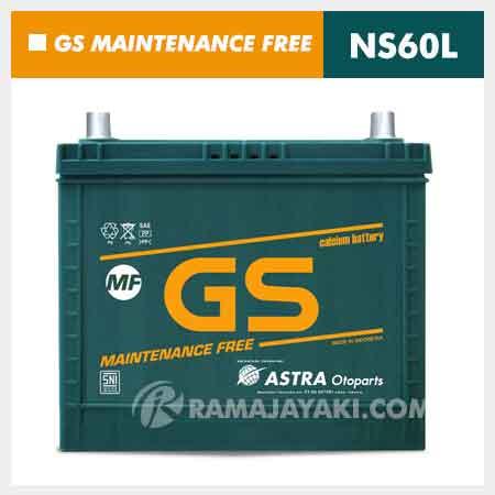 Aki GSMF NS60L
