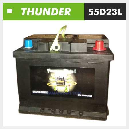 Aki Thunder 55D23L
