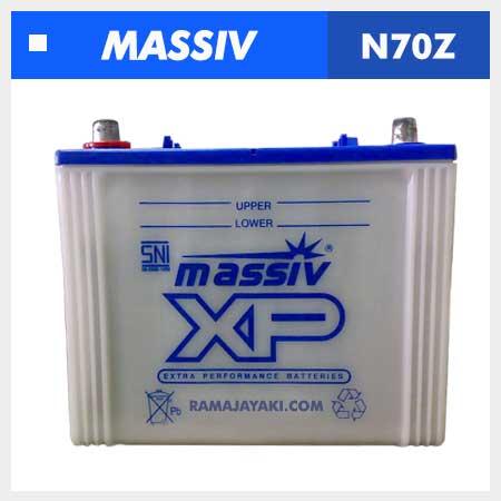 Aki Massiv N70Z