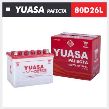 Aki Yuasa 80D26L