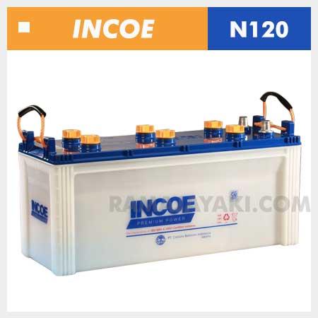 Aki Incoe N120