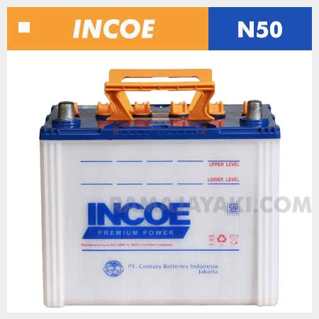 Aki Incoe N50